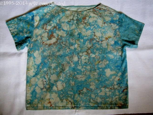 Marbeized shirt 3