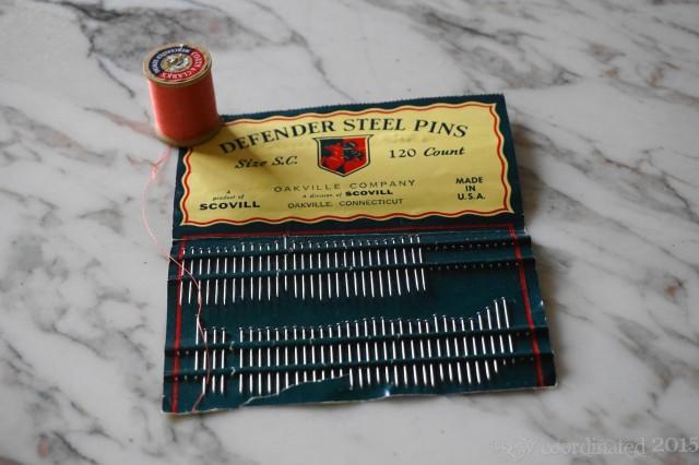 Vintage Pins 1