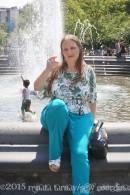 Me Washington Square Fountain